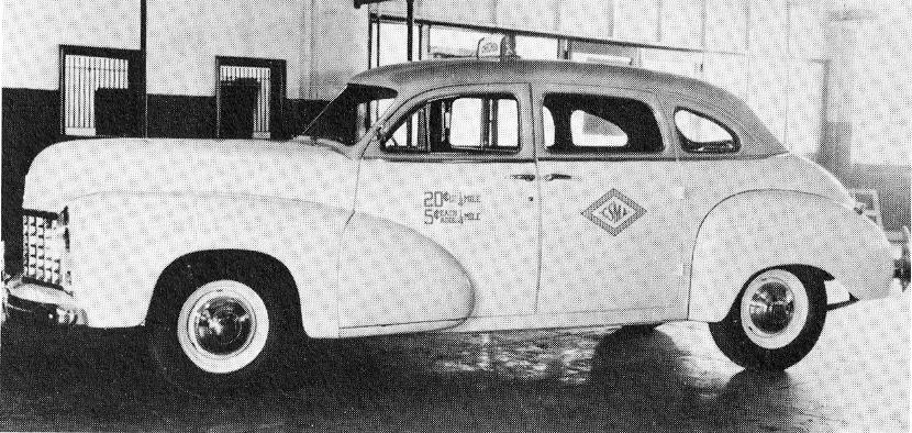 1948 Checker A2