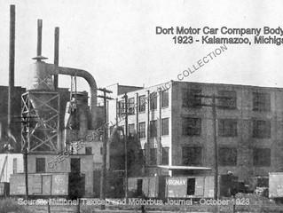 Kalamazoo Checker Plant History - Part 1