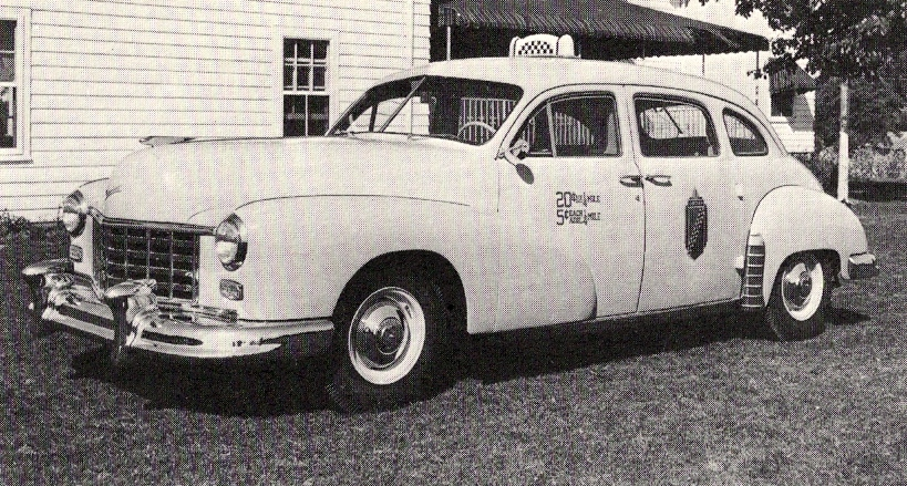 1951 Checker A5