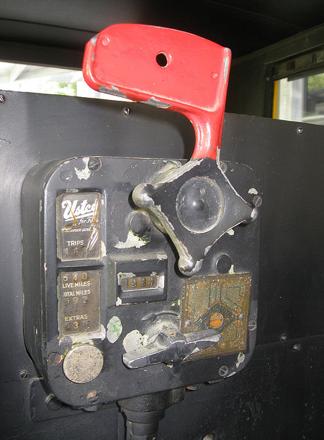 1922 Checker H Serial 48 Meter