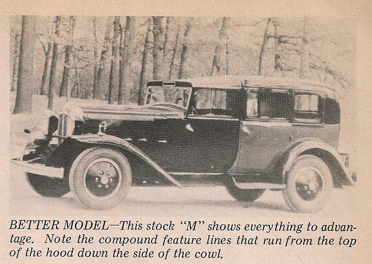 1930 Checker M Taxi