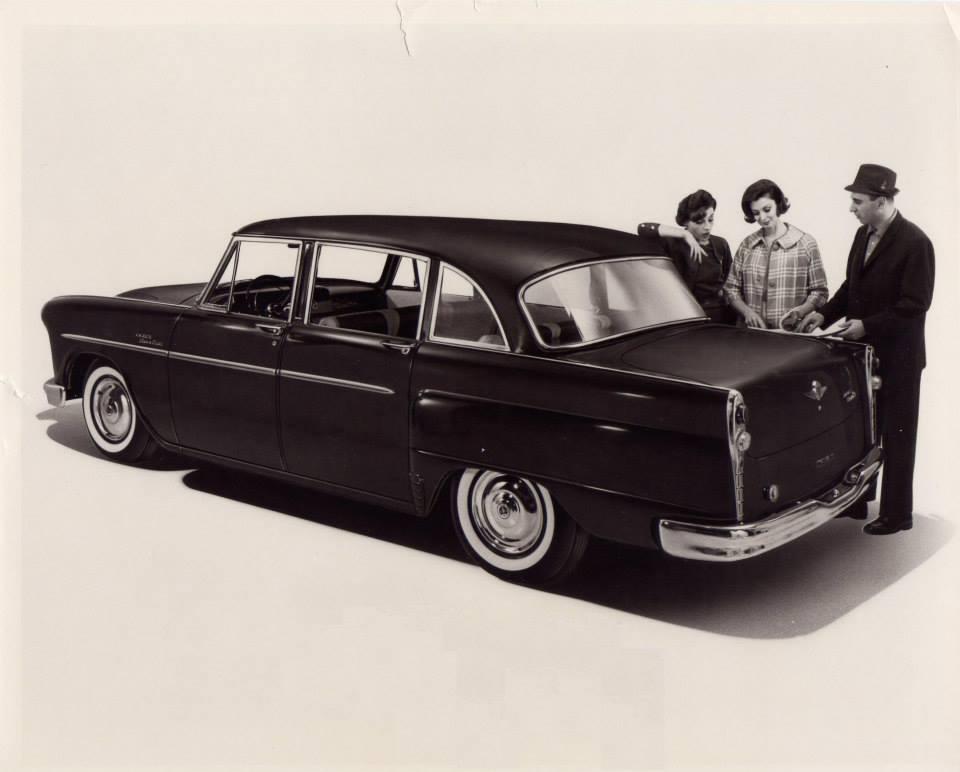 1962 Checker A12