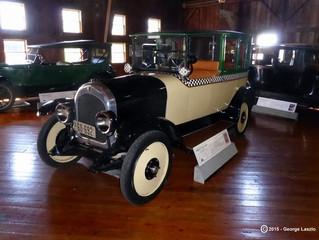 1923 Checker H2