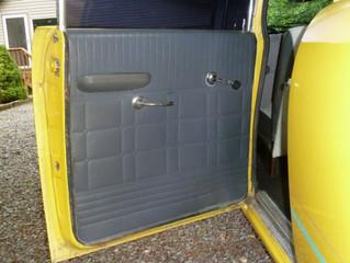 Door Panel Repair - Parts 1 & 2