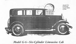 1928 Checker G-6 Flyer 2