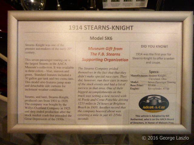 Stearns Knight