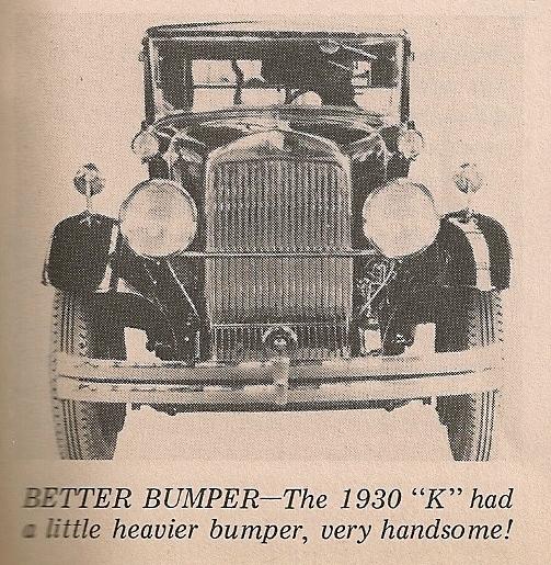 1930 Checker K Taxi