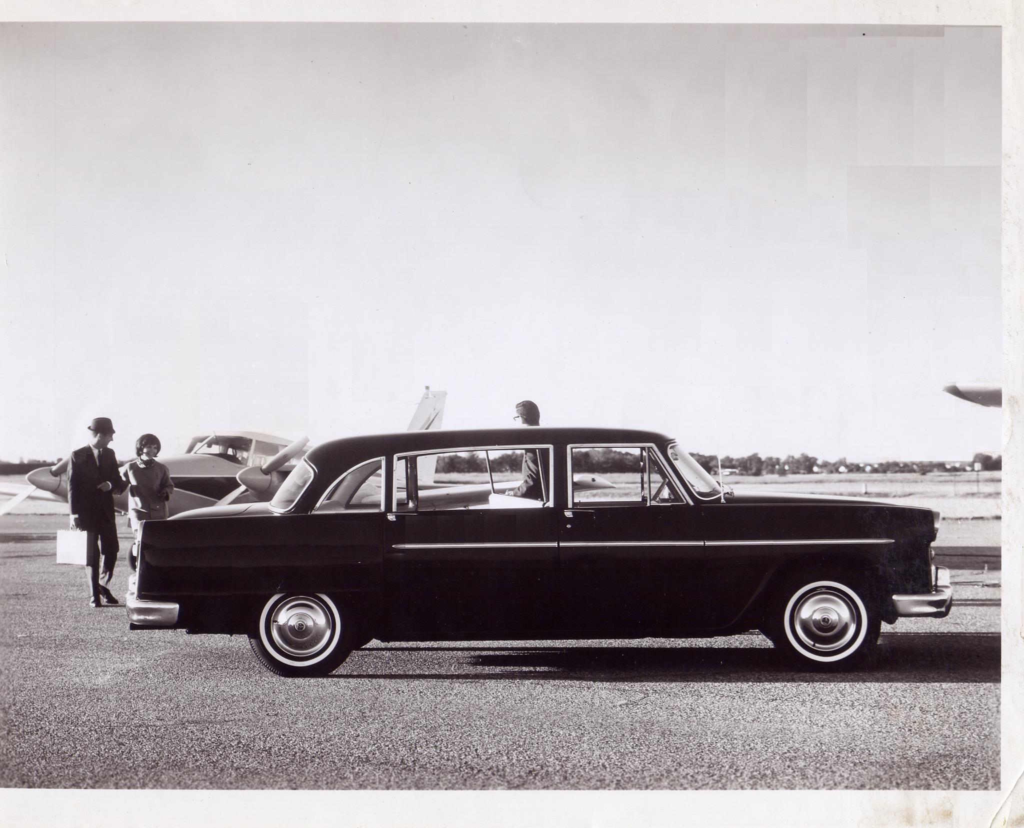 1963 Checker A12E Custom Limousine