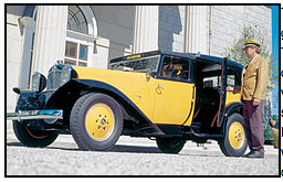 1931 Checker M6