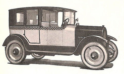 1924 Checker Model E