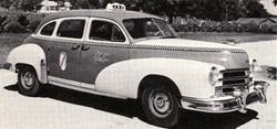 1953 Checker A6
