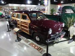 1947 Champion Deluxe Woody Wagon