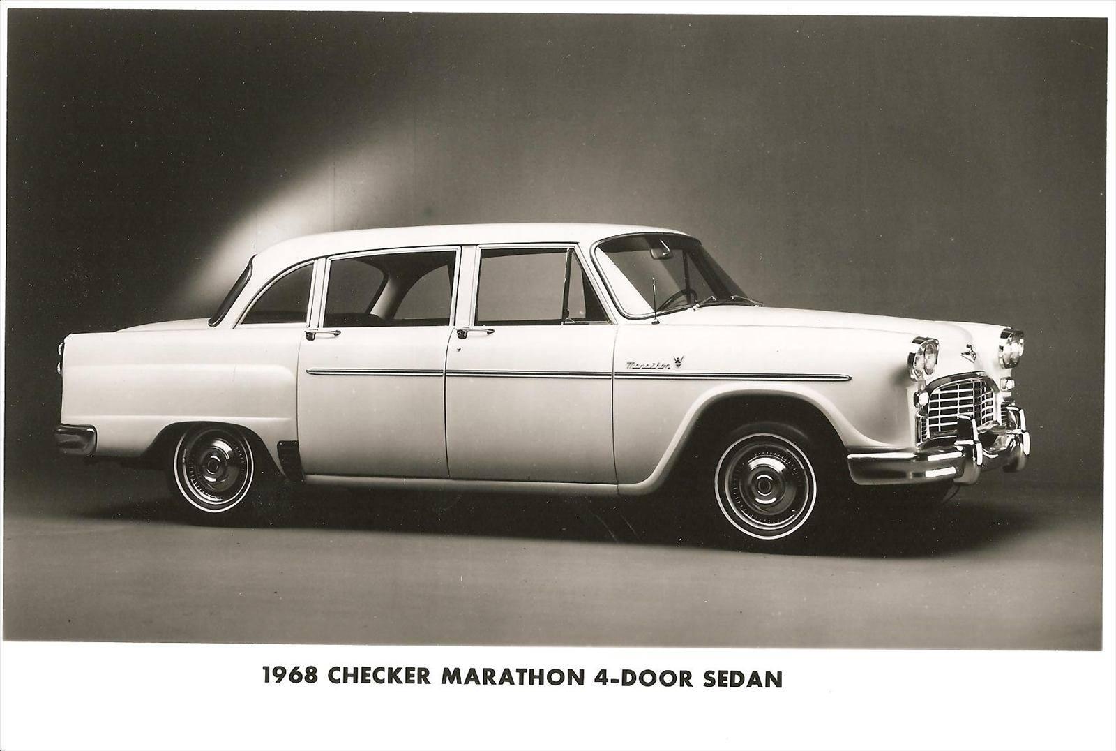 1968 Checker Marathon