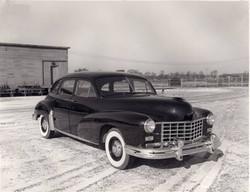 1950 Checker A5