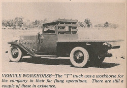 1933 Checker T Truck