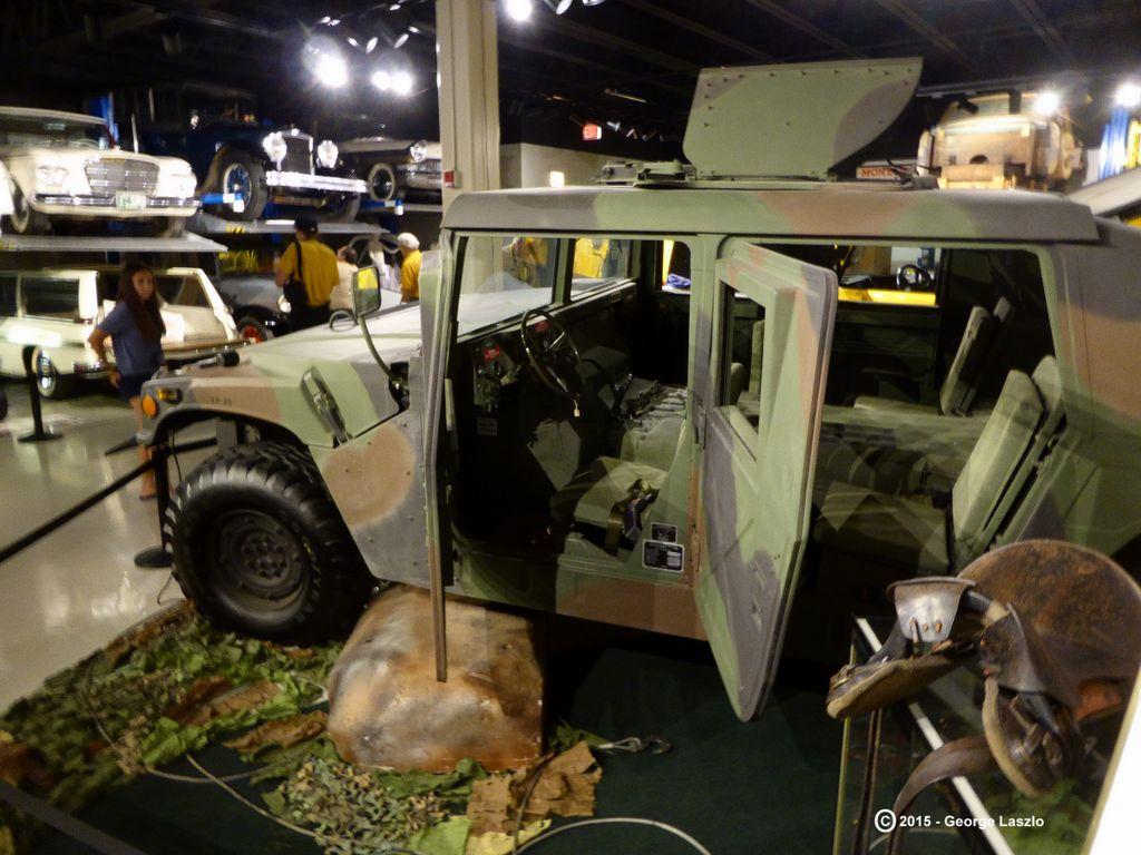 1985 Humvee