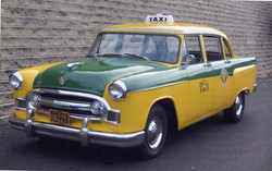 1956 Checker Model A-8 Standard
