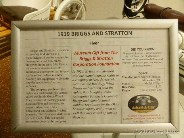 1919 Briggs & Stratton