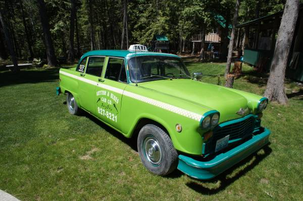 1980 Checker Surge Cab 24