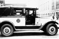 1927 Checker Model G Cab