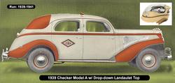 1939 Checker A