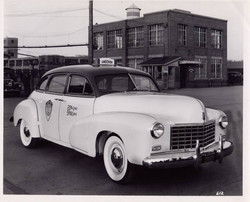 1947 Checker A2 Taxi