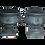 Thumbnail: Pair French iron urns