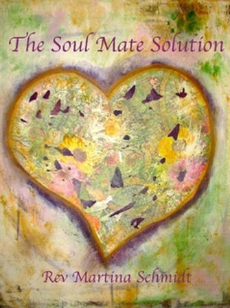 The Soul Mate Solution- Paperback/Workbook