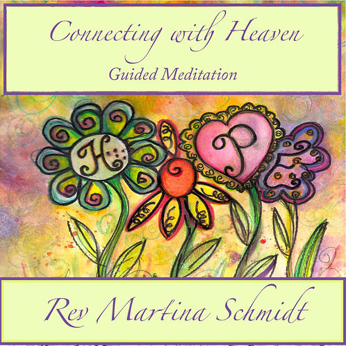Connecting with Heaven- Guided Meditation Audio CD