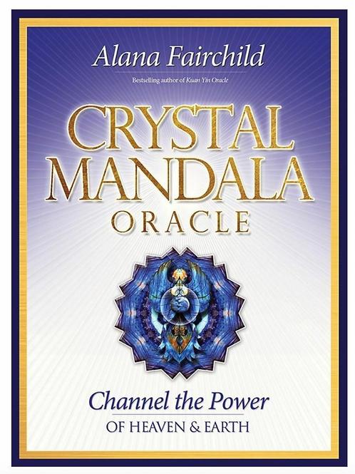 Crystal Mandala Oracle Card Deck