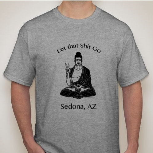 Let that Shit Go (Grey/T-shirt)