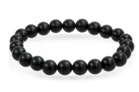 Onyx Stretch Bracelet