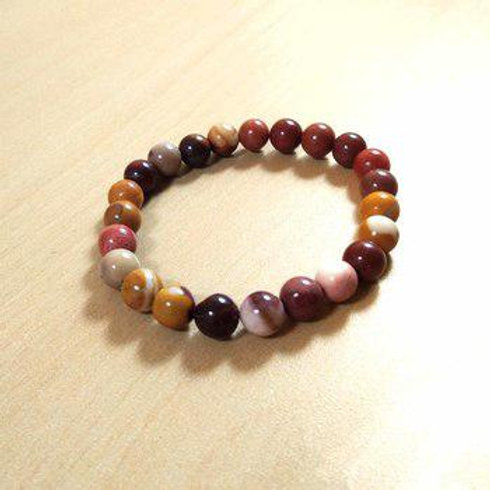 Mookaite Stretch Bracelet