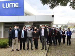 Lume Consult  oficializa entrada   no mercado  de  tecnologia