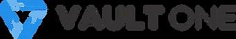 vaultone logo white background - black.p
