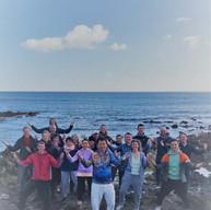 Lanzarotte retreat group foto