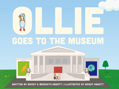 Ollie Goes to the Museum