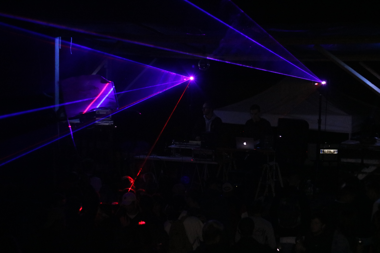 Laser Show 1