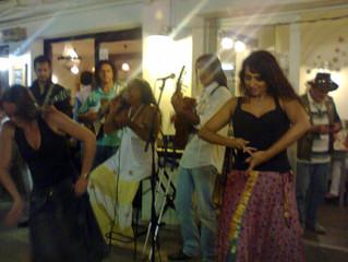 Terra de Santa Sara, dos Ciganos e dos artistas. Camargue e Provence 2011