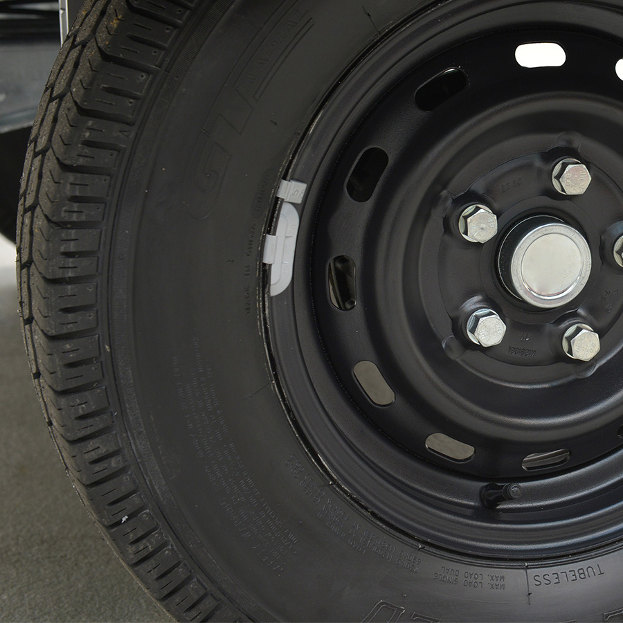PRUFSTAND Heavy Duty Wheels