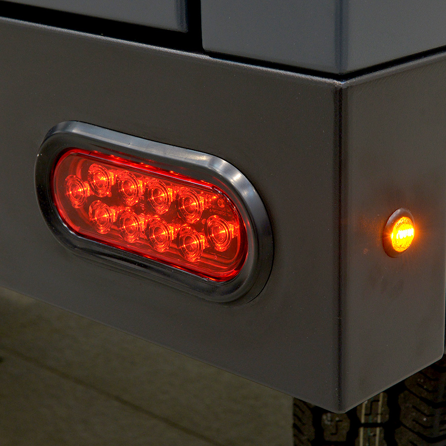 PRUFSTAND LED Taillights