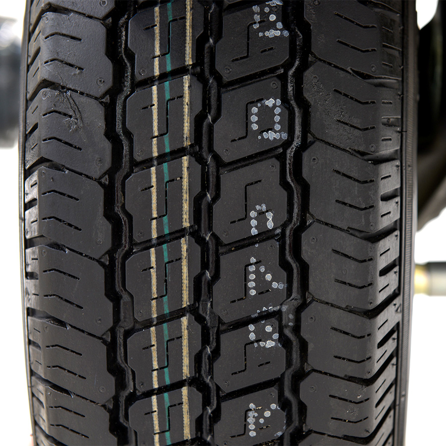 PRUFSTAND All-terrain Tyres