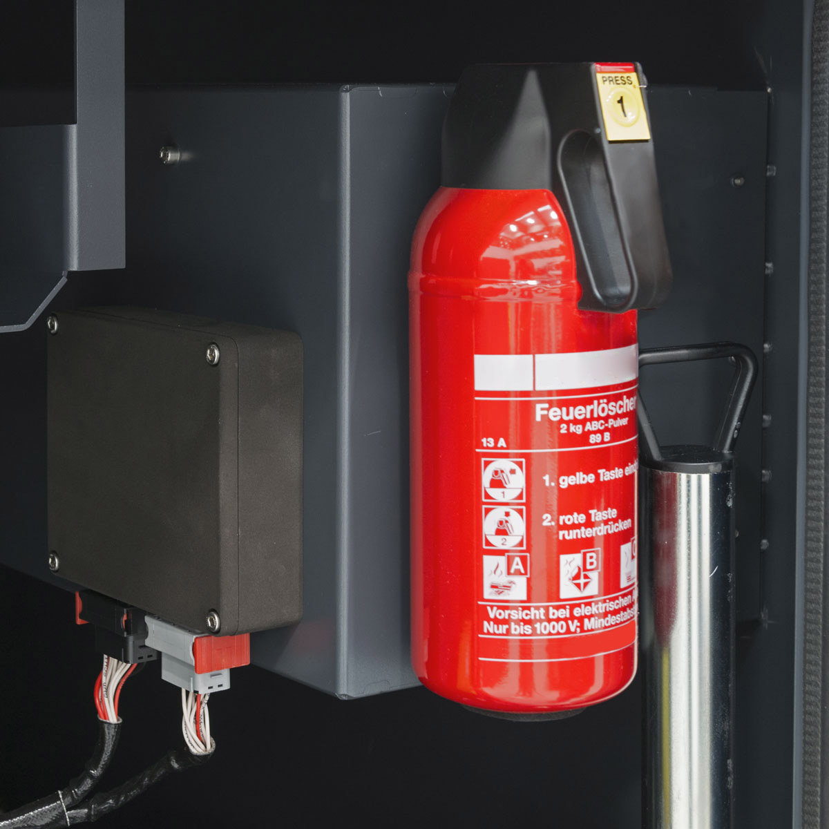 PRUFSTAND Fire Extinguisher