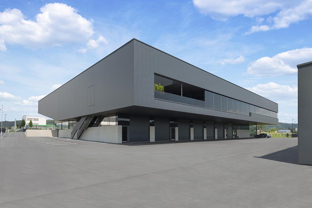 Hauptsitz Werkstätten und Prüfstände