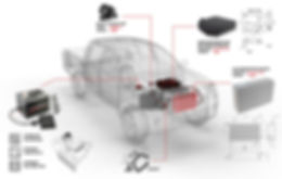 STEINBAUER Toyota Hilux Extreme Kit
