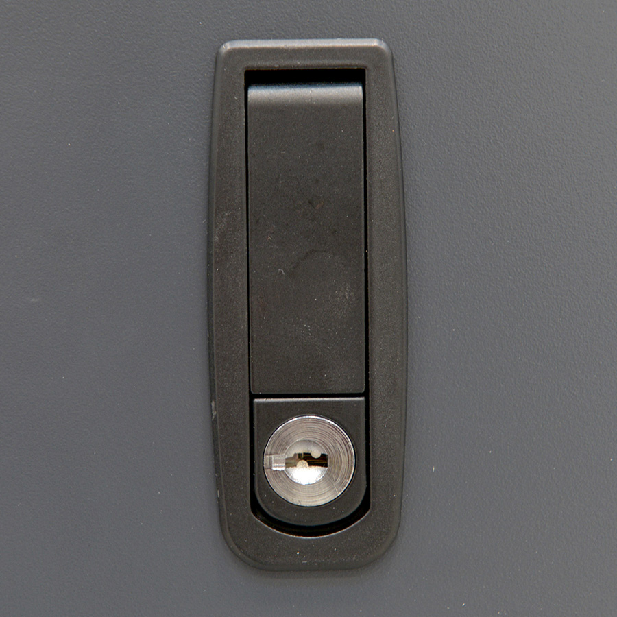 PRUFSTAND Stainless Steel Locks