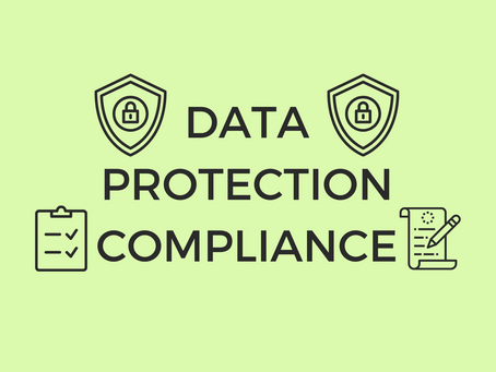 How can data protection compliance be a benefit rather than a burden?