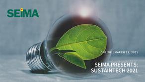 SustainTech 2021 Schedule