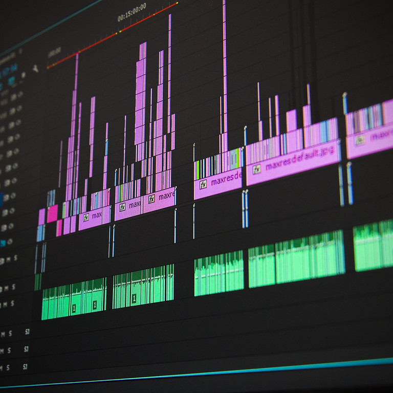 Post-production Virtual Event