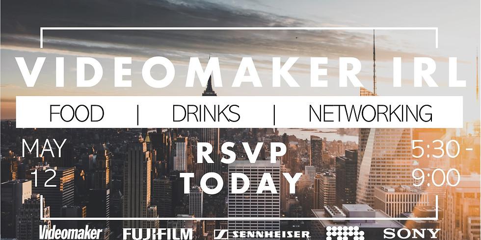 Videomaker IRL | New York 2020